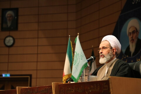 همایش ملی دیدگاه های علوم قرآنی مرحوم آیت الله العظمی فاضل لنکرانی