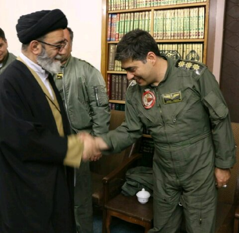 شهادت سرهنگ خلبان محمدرضا رحمانی