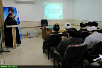 اجلاسیه هیات امنای مدارس علمیه خواهران خوزستان برگزار شد