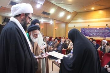 «امیدی» مدیر حوزه علمیه خواهران همدان شد