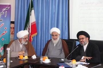 گزارش ویدئویی از افتتاح نمایندگی خبرگزاری حوزه در قزوین