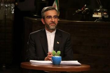 علی باقری معاون امور بینالملل و حقوق بشر قوه قضائیه شد