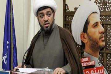 شیخ علی سلمان در فکر و اندیشه ملت بحرین است