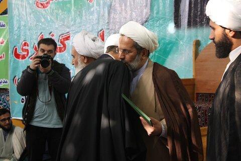 مراسم عمامه گذاری طلاب حوزه علمیه کرمانشاه