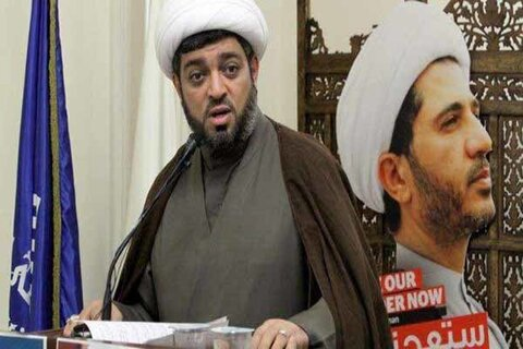 شیخ حسین الدیهی معاون دبیرکل جمعیت وفاق اسلامی بحرین