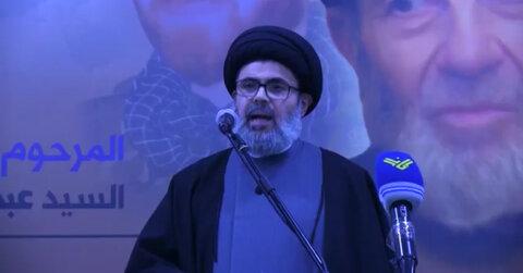 سید هاشم صفی الدین حزب الله
