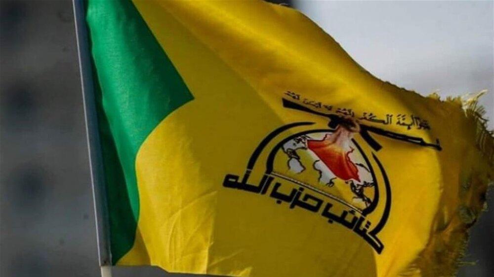 گردانهای حزب الله عراق از فرمانده جدید حشدالشعبی حمایت کردند
