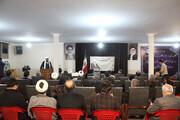 تصاویر/  تقدیر از دست اندرکاران برگزاری کنگره آیت الله تألهی در همدان