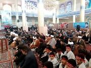 تصاویر/ بزرگداشت حماسه ۹ دی در آشتیان