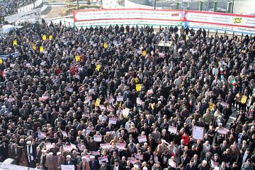 اعلام خشم مردم همدان از اقدام تروریستی آمریکا