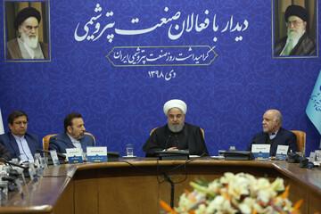 دشمنان در جنگ همه جانبه اقتصادی علیه ایران ناموفق بودهاند