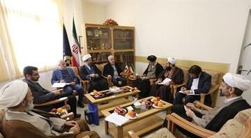 افزایش تعامل جامعةالمصطفی و دانشگاه معارف لبنان