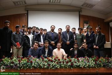 """بالصور/ ندوة تخصصية تحت عنوان """"آخر تطورات شبكات التواصل الاجتماعي"""" بالعاصمة طهران"""