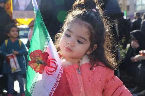 تصاویر/ تجمع گرامیداشت حماسه ۹ دی در سمنان