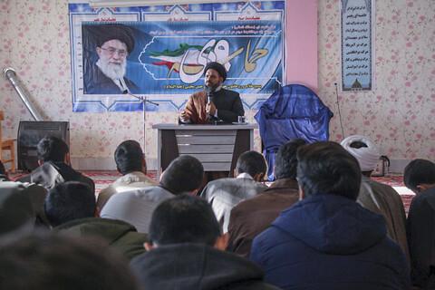 نشست بصیرتی در مدرسه علمیه امام حسن مجتبی(ع) بیرجند