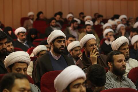 تصاویر / گفتمان تبلیغی فاطمیه با سخنرانی حجه الاسلام والمسلمین پناهیان