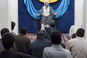 تصاویر/ مراسم ولادت حضرت زینب(س) در مدرسه علمیه شهید صدوقی