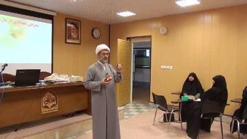 برگزاری پنجمین جلسه از سلسله کارگاه های دوره «تربیت مبلغ مصرف فرهنگی»
