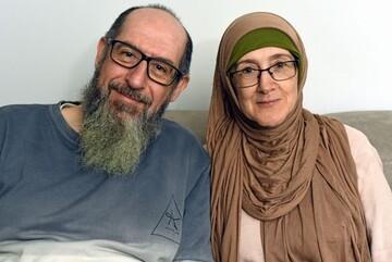 روایتی از زن و شوهر سالمند ولزی که در جوانی مسلمان شدهاند