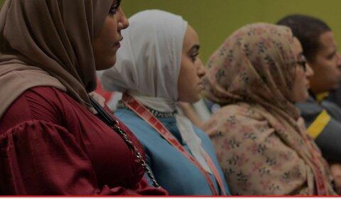 در کنوانسیون سالانه اسلامی درشیکاگو: صدای زنان مسلمان را به گوش جهان برسانیم
