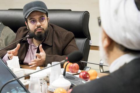 نشست خبری هفتمین جشنواره هنر آسمانی