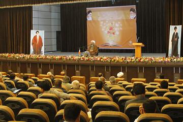 همایش طلایهداران امنیت و خدمت در اهواز برگزار شد