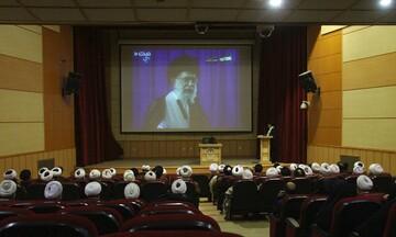 تصاویر/ نشست بصیرتی در اداره کل تبلیغات اسلامی استان قم