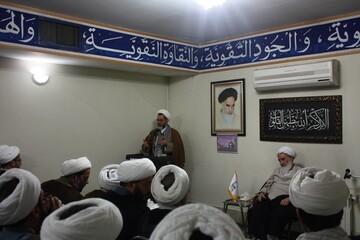 تصاویر/ نشست روحانیت مبارز استان کرمانشاه