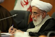 آیت الله جنتی توهین رئیس جمهور فرانسه به پیامبر گرامی اسلام(ص) را محکوم کرد