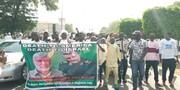 شیعیان نیجریه در سوگ سردار سلیمانی +تصاویر