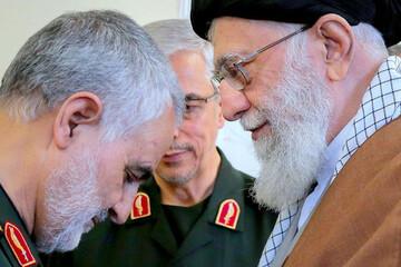 خون رنگین سردار سلیمانی و ابومهدی سرآغاز نابودی مستکبرین خواهد بود