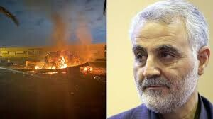 Trump orders killing of key Iranian commander in Baghdad airport strike