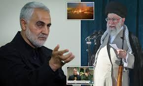 Ayatollah Khamenei: Iran to take harsh revenge against America