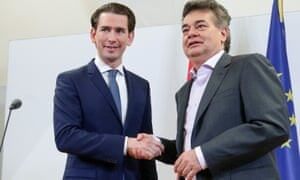 Austria's unique coalition vows to tackle climate change, extend Muslim headscarf ban