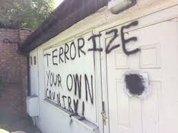 MCB responds to Islamophobia graffiti at south London mosque