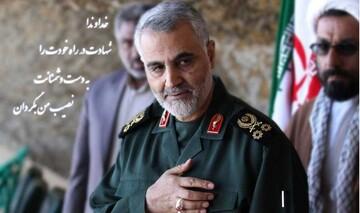 ده ها فرمانده قوی تر از حاج قاسم، آماده و گوش به فرمان رهبری هستند