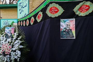 سه شب عزاداری در مصلی امام خمینی(ره) اهواز