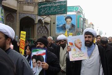 بیانیه معاونت تبلیغ حوزه های علمیه به مناسبت شهادت سردار سلیمانی