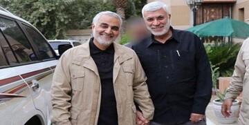 اشعاری تقدیم به شهدای مدافع حرم و سپهبد شهید سلیمانی و ابومهدی