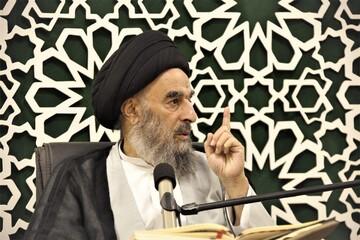 بيان آية الله المدرسي بمناسبة الاعتداء الغاشم قرب مطار بغداد الدولي
