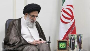 پیام نماینده ولیفقیه در استان البرز به سردار قاآنی