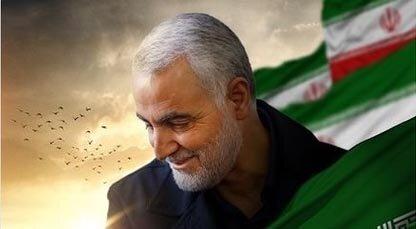 سپهبد سلیمانی نماد اقتدار ملت ایران در منطقه و جهان بود