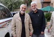 هر قطره خون حاج قاسم در رگ های هزاران جوان انقلابی خواهد جوشید