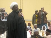 محکومیت ترور سردار سلیمانی توسط شیعیان کادونای نیجریه