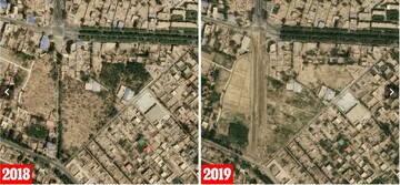 چین بیش از 100 قبرستان اسلامی اویغورها را نابود کرده است
