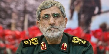 پیام مدیر حوزه علمیه همدان به سردار قاآنی