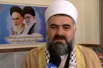 ماموستا اقبال بهمنی: سردار سلیمانی محور وحدت در منطقه بود