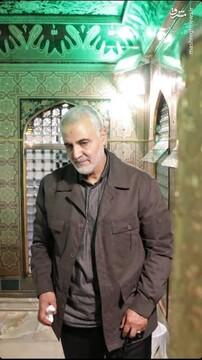 ساعت تشییع سردار مقاومت در مشهد تغییر کرد