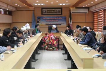 جلسه ستاد ساماندهی شئون فرهنگی کردستان با محوریت ویژه برنامههای شهادت سردار