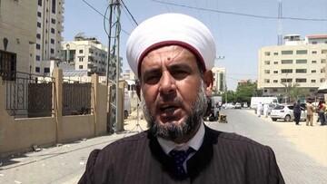 مفتی غزه محور مقاومت را به واکنش علیه جنایت ترور سردار سلیمانی دعوت کرد